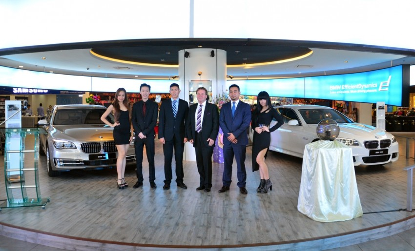 BMW Gallery mall concept outlet opens in Sg Petani Image #172306