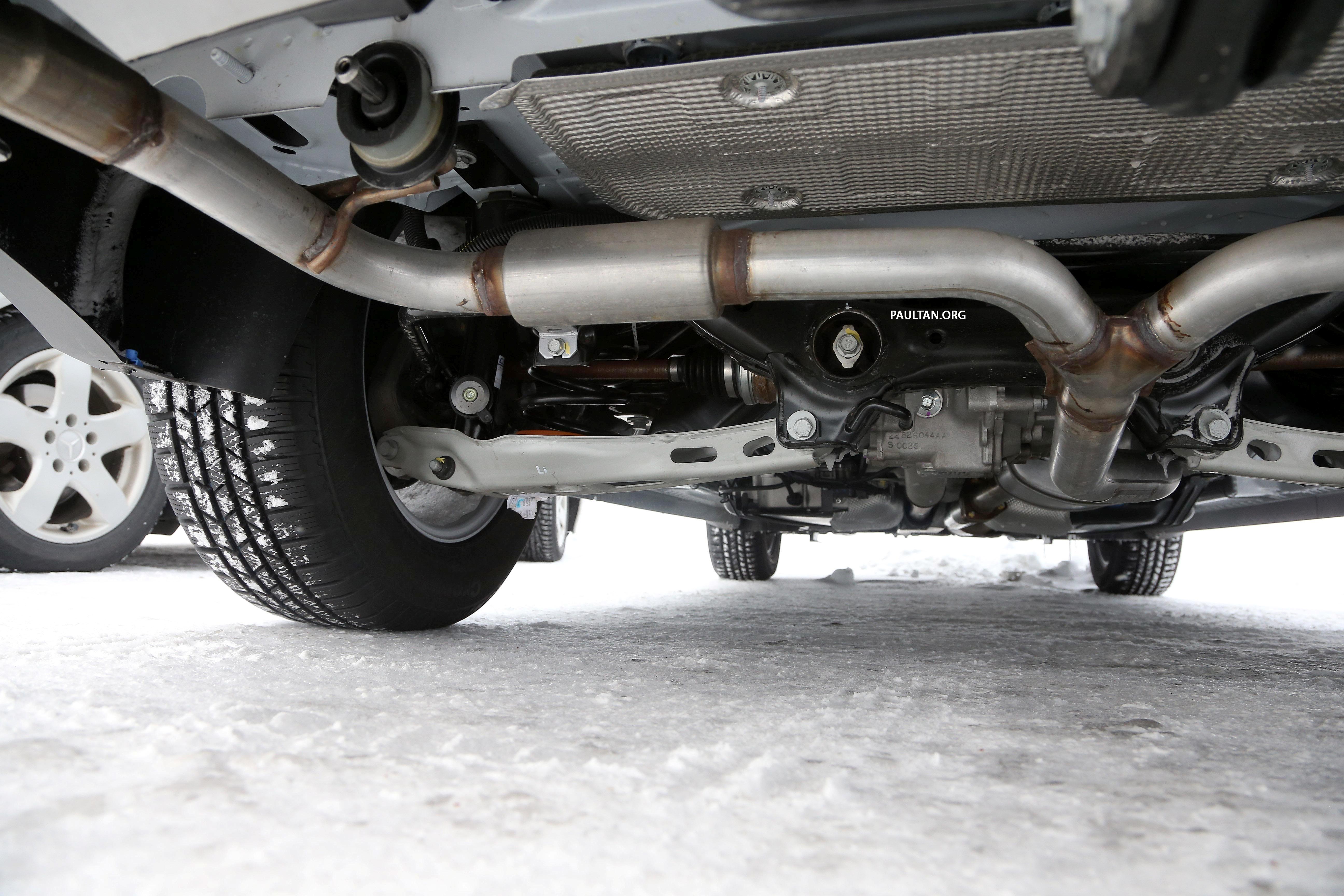 Spied Chevrolet Hybrid Mpv