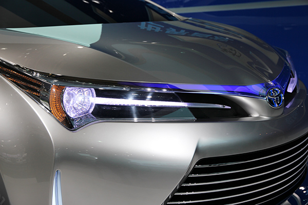Toyota Yundong Shuangqing II concept debuts in Shanghai – will the next Corolla get a hybrid variant? Image #171817