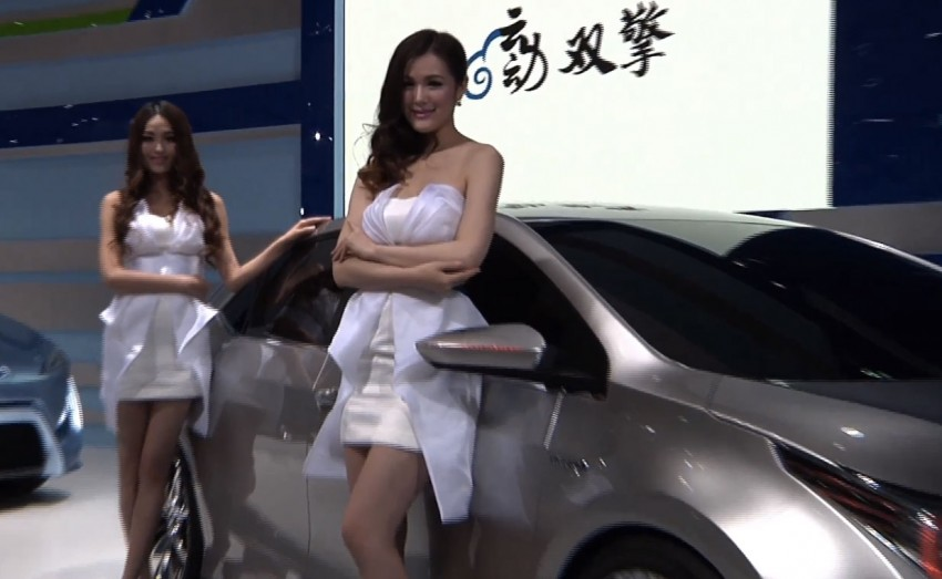 Toyota Yundong Shuangqing II concept debuts in Shanghai – will the next Corolla get a hybrid variant? Image #171822