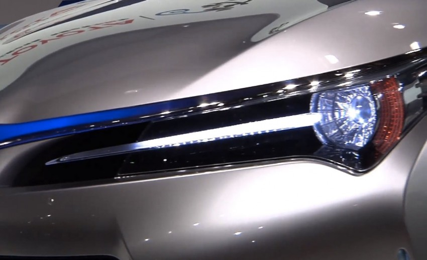 Toyota Yundong Shuangqing II concept debuts in Shanghai – will the next Corolla get a hybrid variant? Image #171826