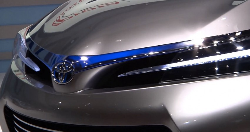Toyota Yundong Shuangqing II concept debuts in Shanghai – will the next Corolla get a hybrid variant? Image #171827