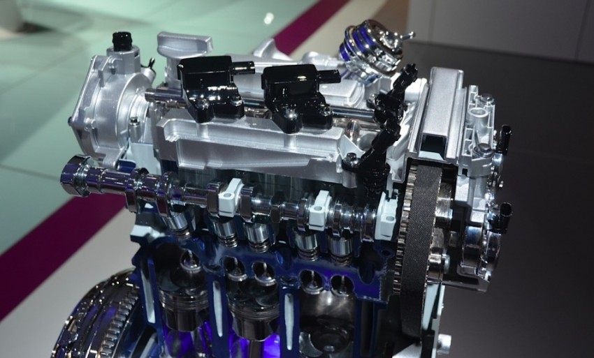 New 1.5 litre EcoBoost 3-cyl debuts on Ford Mondeo Image #166453