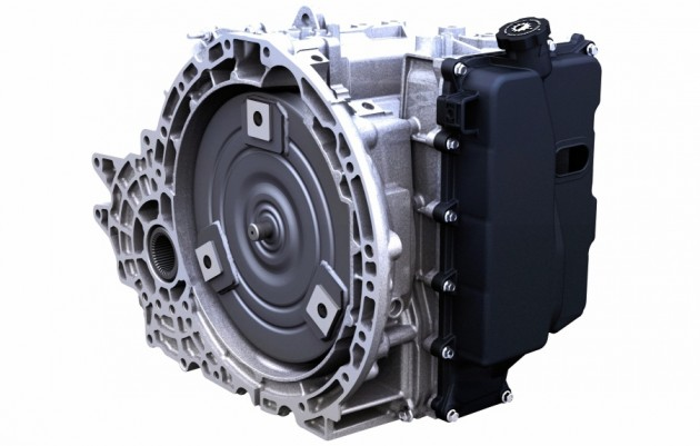 ford and gm transmission