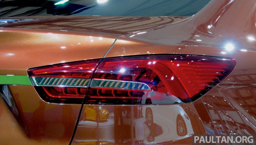 Ford Escort Concept – new compact sedan for China Image #169955