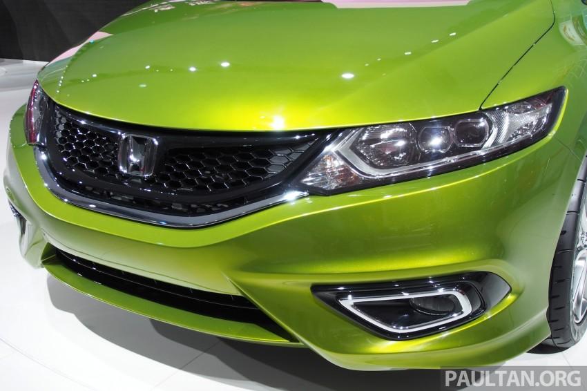 Shanghai 2013: Honda Jade, an MPV for China Image #169949