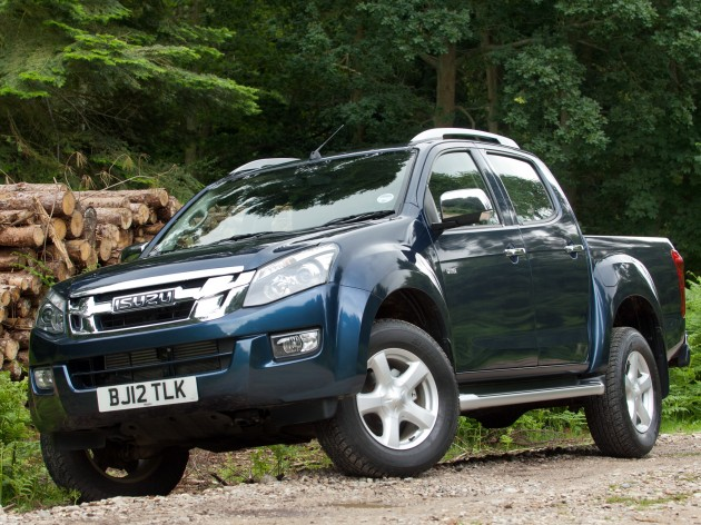 isuzu-d-max-uk