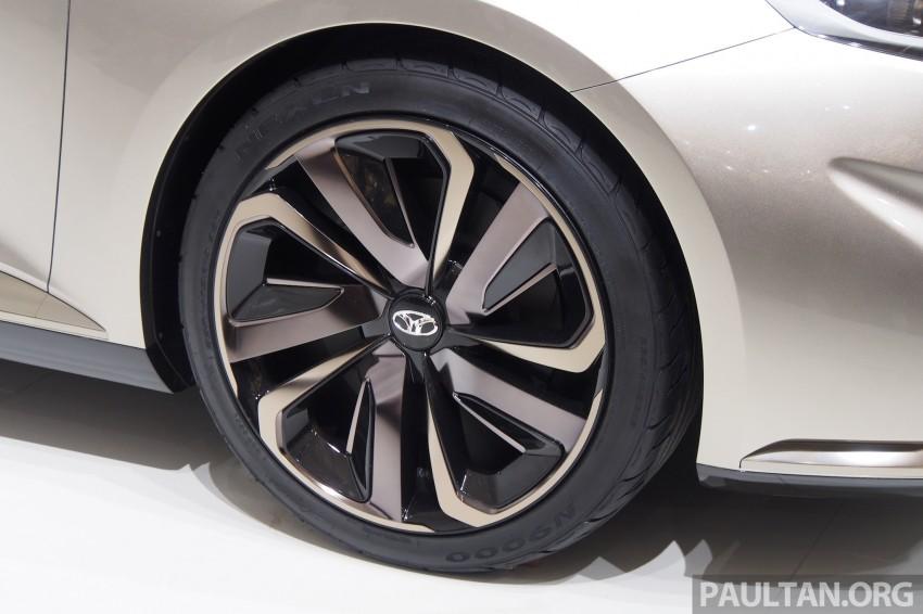 Kia Horki Concept unveils sub-brand for China Image #170586