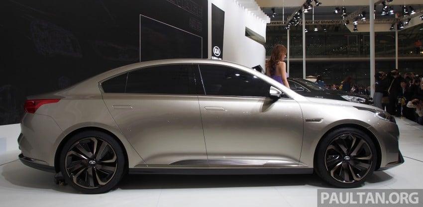 Kia Horki Concept unveils sub-brand for China Image #170578