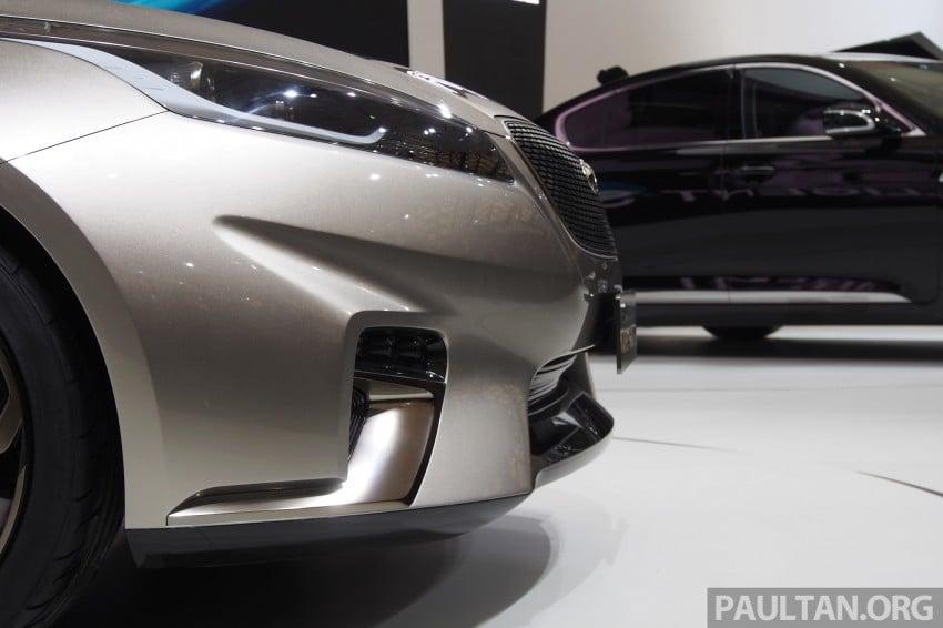 Kia Horki Concept unveils sub-brand for China Image #170583