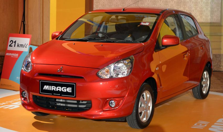Mitsubishi Mirage – recall for 1,869 units in Malaysia Image #166169