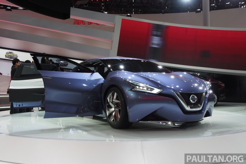 Shanghai 2013 Live: Nissan Friend-ME, made for males Image #170610