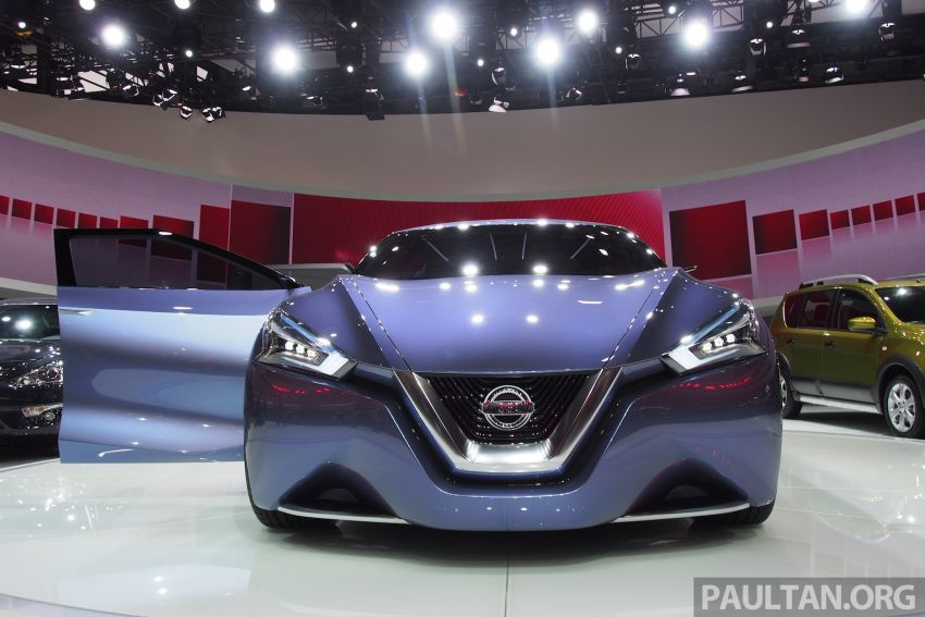 Shanghai 2013 Live: Nissan Friend-ME, made for males Image #170595