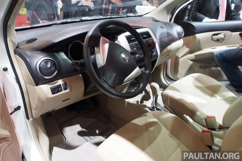 Nissan Livina Facelift – gallery from Auto Shanghai Image #171345