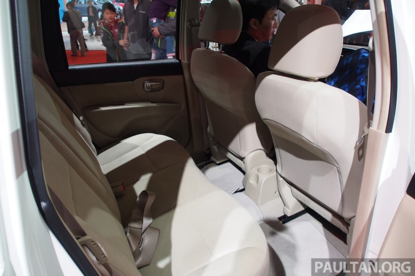 Nissan Livina Facelift – gallery from Auto Shanghai Image #171350