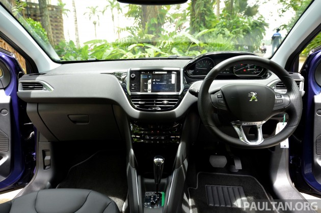 driven: all-new peugeot 208 vti tested in malaysia