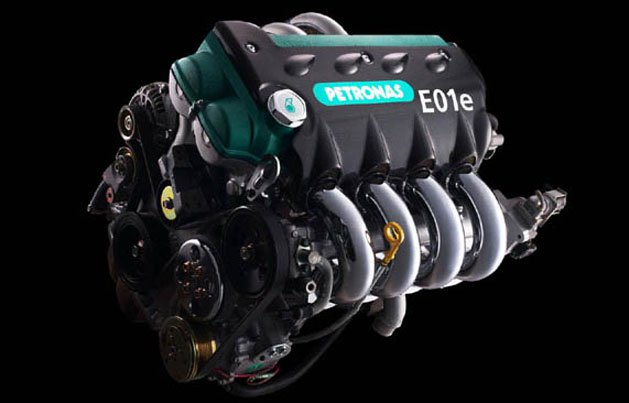 proton petronas engine