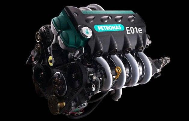 proton petronas engine