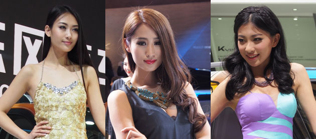 Mysterious ladies of Shanghai 2013 end our coverage Image #172260
