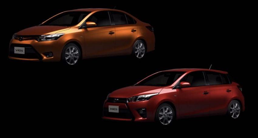 New China-market Toyota Yaris debuts in Shanghai Image #171760