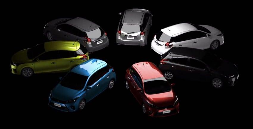New China-market Toyota Yaris debuts in Shanghai Image #171764