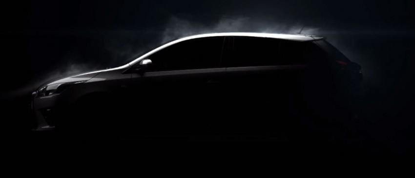New China-market Toyota Yaris debuts in Shanghai Image #171765
