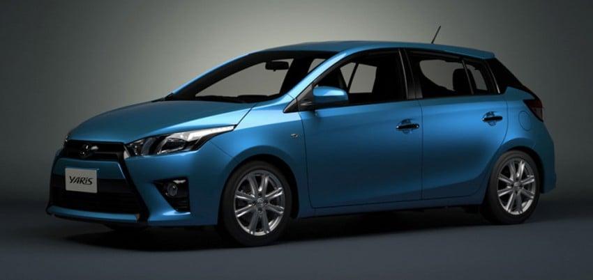 New China-market Toyota Yaris debuts in Shanghai Image #171766