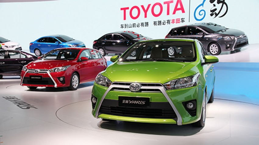 New China-market Toyota Yaris debuts in Shanghai Image #171767