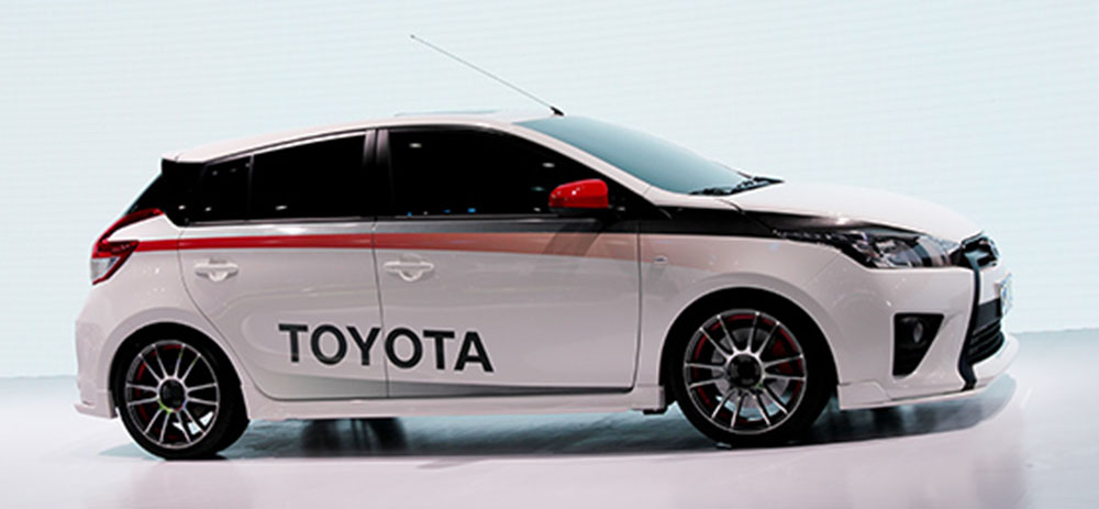 New China Market Toyota Yaris Debuts In Shanghai Image 171769