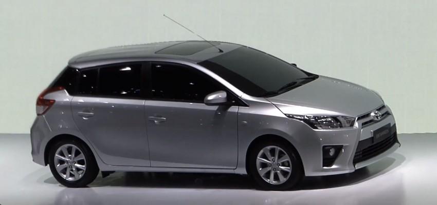 New China-market Toyota Yaris debuts in Shanghai Image #171771