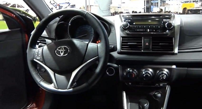 New China-market Toyota Yaris debuts in Shanghai Image #171776