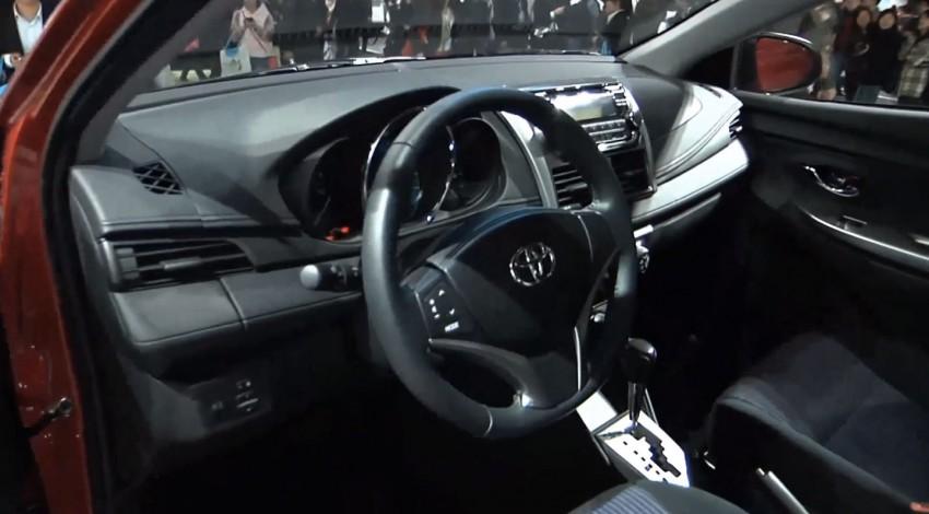New China-market Toyota Yaris debuts in Shanghai Image #171777