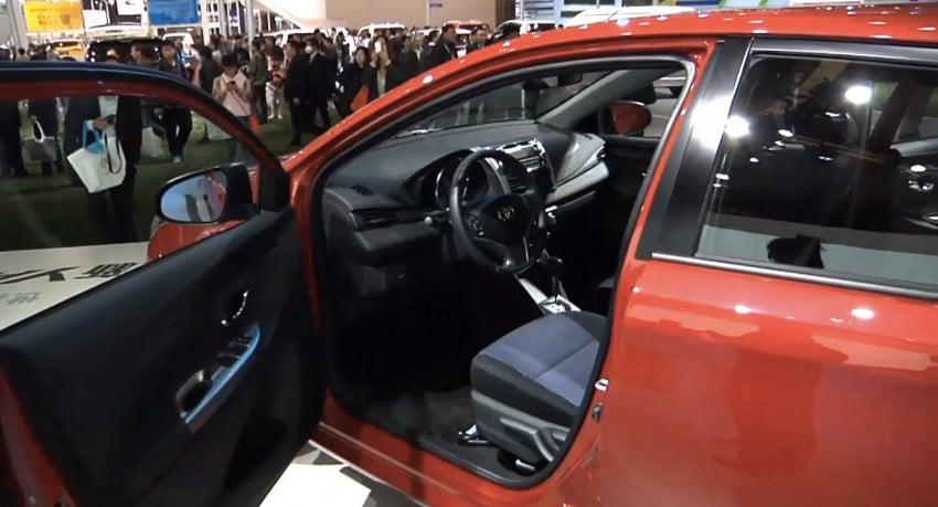 New China-market Toyota Yaris debuts in Shanghai Image #171778