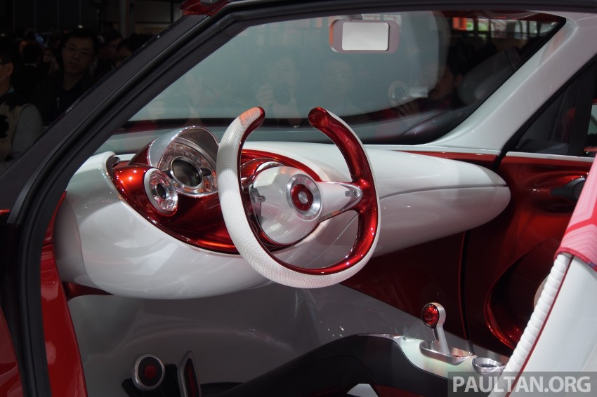 smart forstars concept dazzles at Auto Shanghai Image #171463
