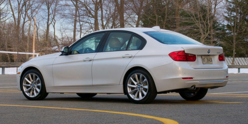 BMW 328d launched in the USA: a renamed 320d Image #165946