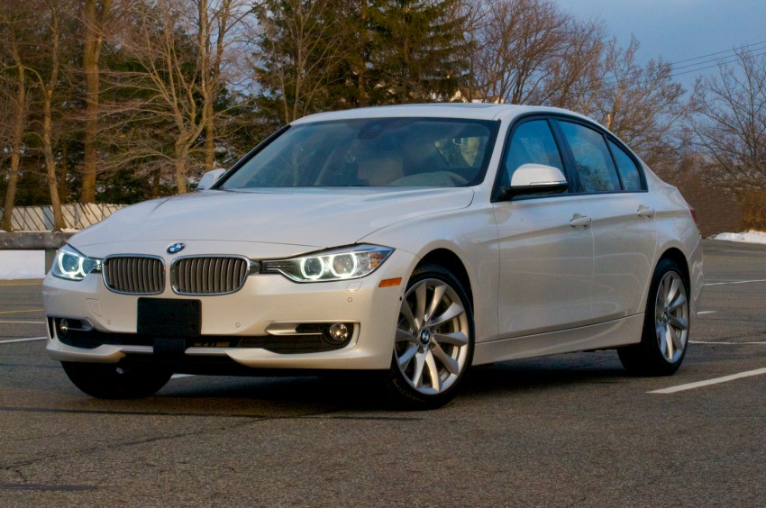 BMW 328d launched in the USA: a renamed 320d Image #165951