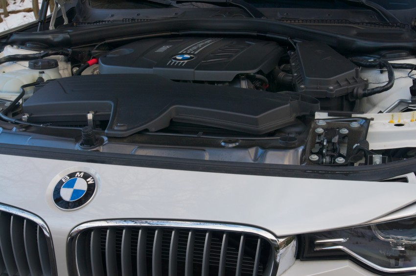 BMW 328d launched in the USA: a renamed 320d Image #165953