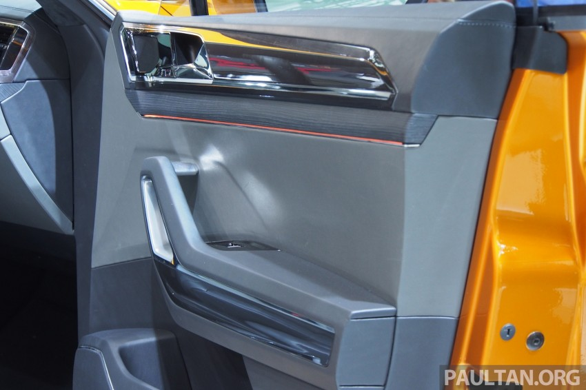 Shanghai 2013 Live: Volkswagen CrossBlue Coupe Image #170479