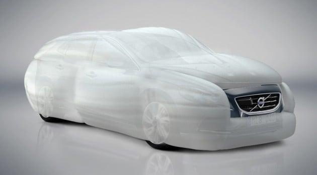 volvo airbag 1