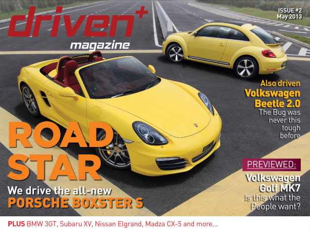01 Driven+ Issue#2