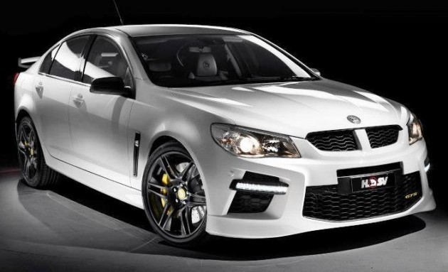 Holden Special Vehicles Gen-F GTS