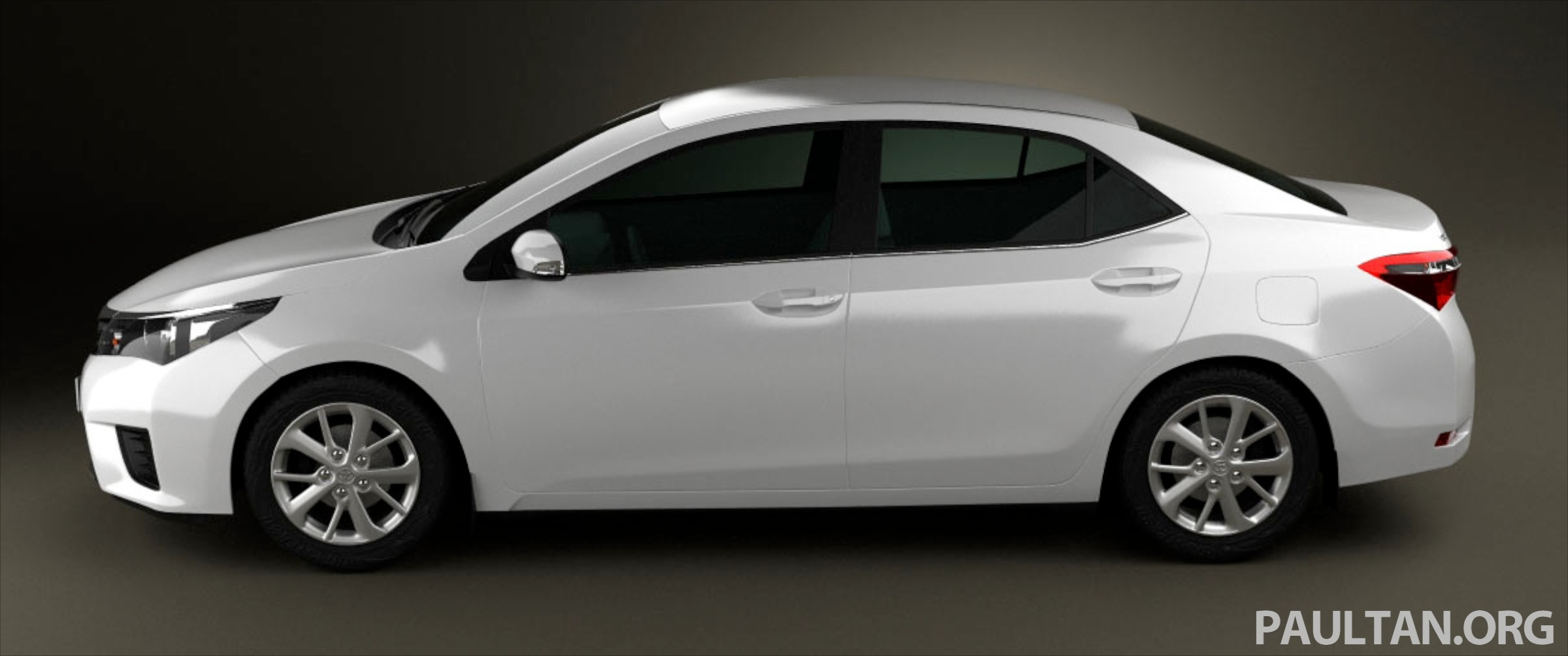 See the next gen toyota corolla altis from all angles image 177062