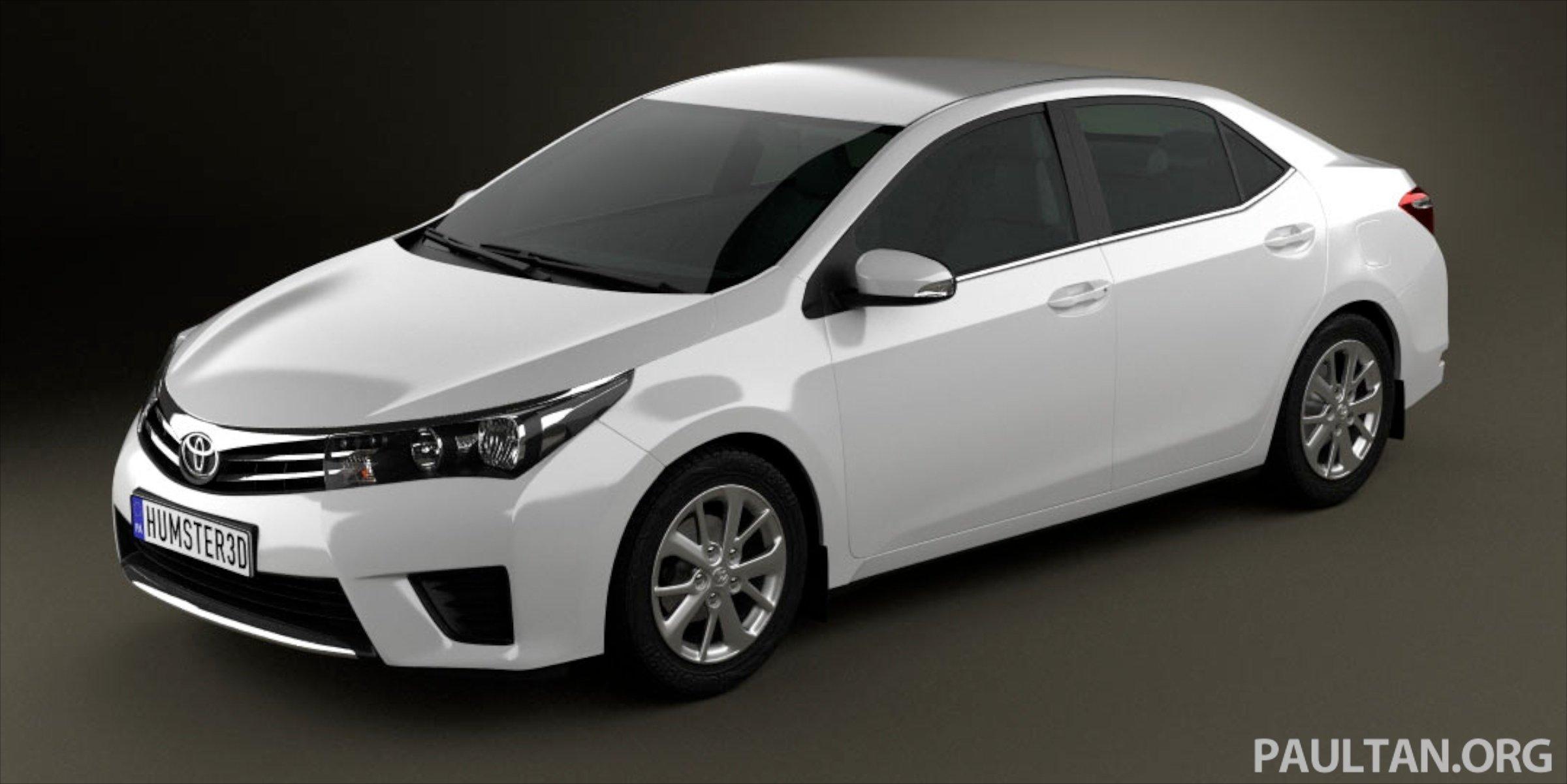 Toyota Camry 2018 Price Malaysia >> Next Gen Toyota Corolla Altis | Autos Post