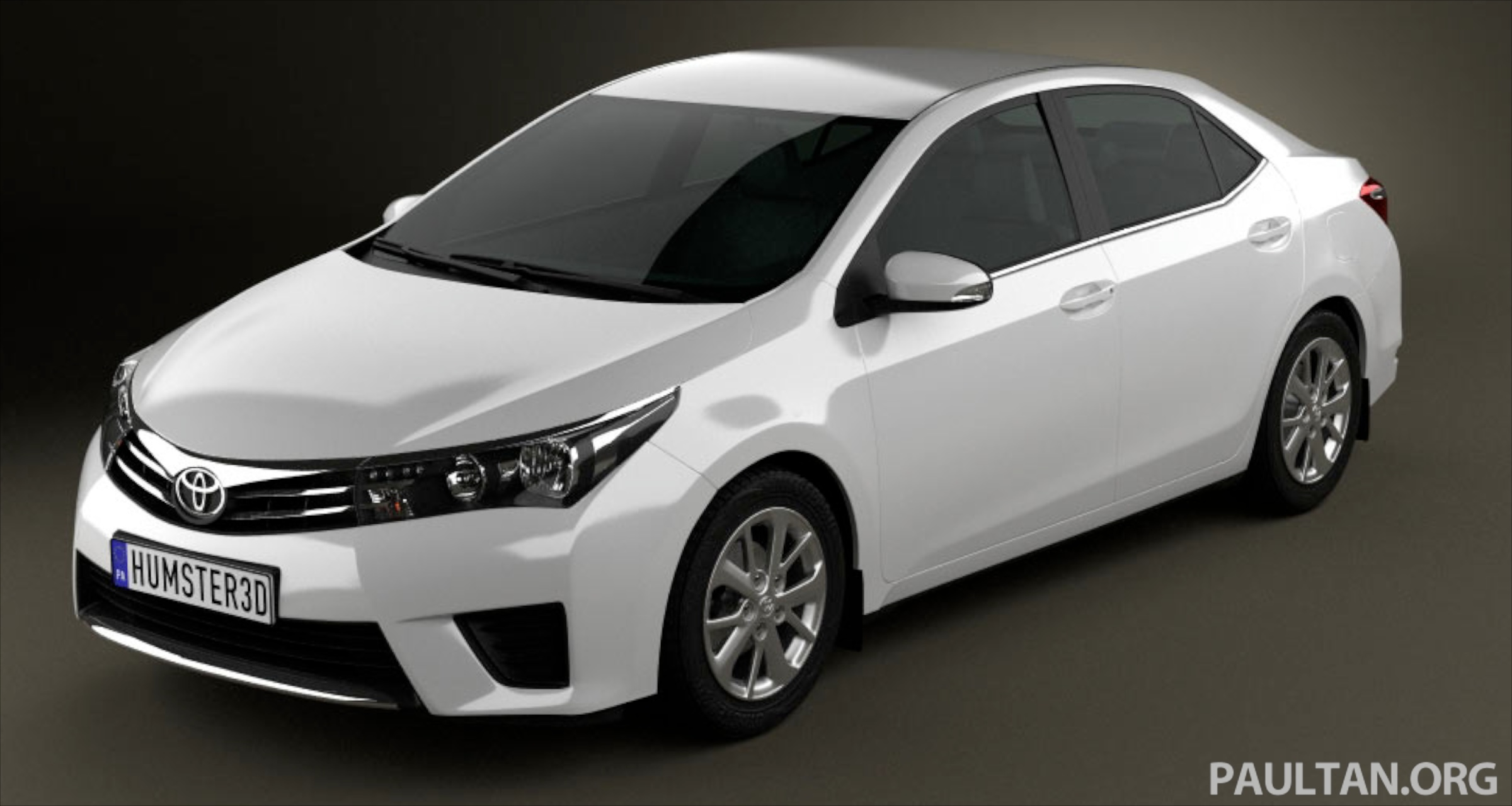 See the next gen toyota corolla altis from all angles image 177066