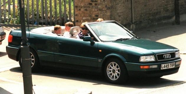 Audi Quattro convertible