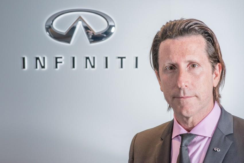 Infiniti names Alfonso Albaisa as global design boss Image #173425