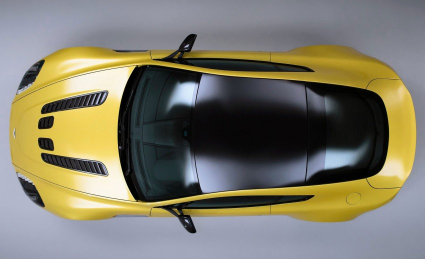 Aston Martin V12 Vantage S – fastest production AM Image #176849