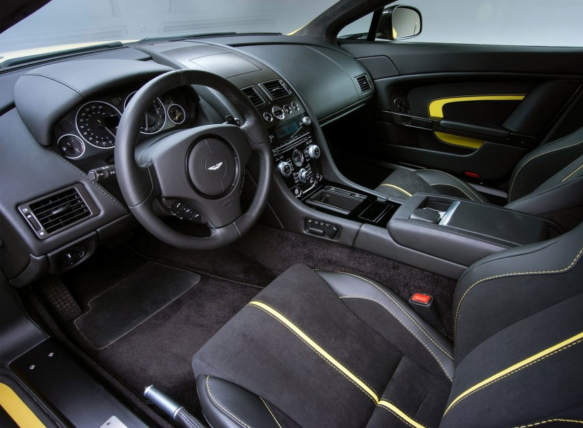 Aston Martin V12 Vantage S – fastest production AM Image #176850