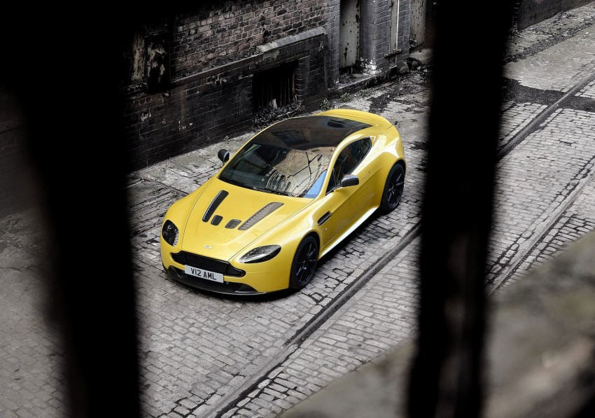 Aston Martin V12 Vantage S – fastest production AM Image #176854