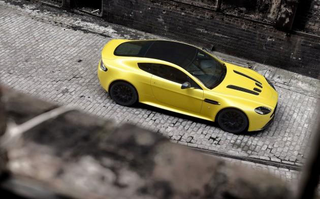 Aston V12 Vantage S-12